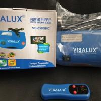 booster tv untuk antena remote merk visalux