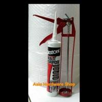 Paket Tembakan Lem Kaca Sealant Lem Silicone DEXTONE Alat Tembak Lem