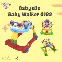 Baby Elle 2 in 1 BE0188 Baby Walker