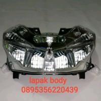 REFLEKTOR HEADLAMP LAMPU DEPAN VARIO 125 / 150 LAMA K59J
