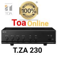 TOA ZA-230 AMPLIFIER AMPLI MIXER POWER 30WAT ORIGINAL ASLI 100% ZA-230
