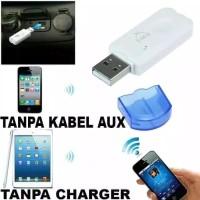 Dongle USB Bluetooth Audio Receiver Music Tanpa Kabel Aux