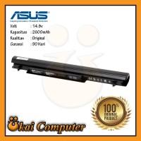 Baterai Laptop Asus A46C - A56 - K46 - K56 - S40 -S405 Series Original