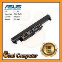 Baterai Batre Ori Asus X45A X45U X55A X55C X55VD K45DR A32-K55 A41-K55