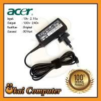 Adaptor Charger Laptop Acer Aspire One 722 756 V5-121 V5-122 ORIGINAL