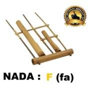 Angklung Satuan Nada F (Fa) Normal Berkualitas