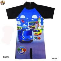 Baju Renang Diving Anak Usia 3-7 th Karakter Tayo (BRDL-TKK091)