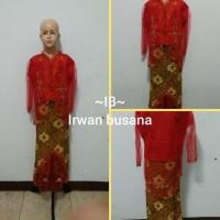 Baju Adat Sunda Perempuan Tanggung/Kebaya Anak Tanggung : 8-10 Thn