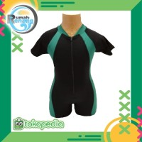 Baju Renang Deving Anak ( RKA 02 ) - HIjau