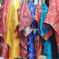 HOT SALE kain cheongsam bahan dress imlek/motif