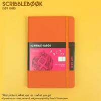 HOT SALE Scribblebook Dot Grid / Bullet Journal / Planner by Area52 -