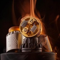 Promo Rda Prabu 24Mm Authentic ( Atomizer, Pusaka Prabu, Mod )