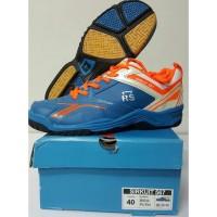 PROMO !!! SEPATU BADMINTON RS SIRKUIT 567 BLUE