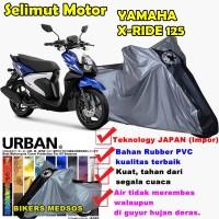 Cover Sarung Selimut Motor Yamaha X-RIDE 125 Mantel Tutup Motor