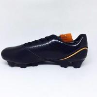 Kicosport Sepatu bola ortuseight Genesis FG black orange original new