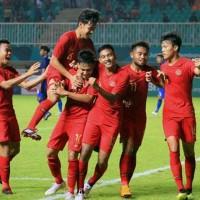 JERSEY BAJU BOLA ANAK KIDS TIMNAS INDONESIA HOME NEW BORDIR GRADE