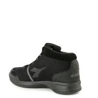 Sepatu Basket Diadora Rebound Full Black Original - BNIB
