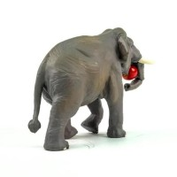 Terpopuler ! Figur Miniatur Tomica Ania AS-33 Indian Elephant Q
