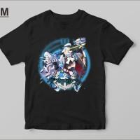 Kaos Baju T Shirt Distro Azurlane v1 O7817