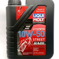 Liqui Moly Street Race 10W-50
