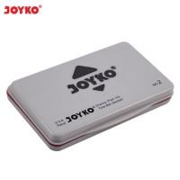 Bak Stempel JOYKO Jumbo No2/Stamp Pad JOYKO No.2/Bantal Stempel Besar