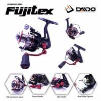 reel pancing daido fujitex 4000 power handle murah laris semarang