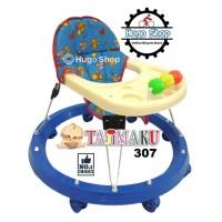 Alat Belajar Jalan Bayi - Baby Walker TJ 307