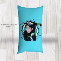 Bantal Sofa / Cushion foto karikatur - Green Lantern Sprint Long
