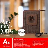 Al Quran Madina Ar Rayyan Tajwid dan Terjemah Alquran Cowok Wood