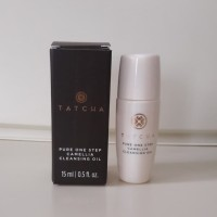 Tacha Pure One Step Camellia Cleansing Oil ( travel size 15 ml)