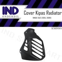 Tutup-Cover Kipas Radiator-Mesin Yamaha NMAX-N MAX 150 2015-2018-ABS