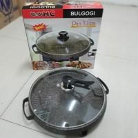 Korean Bulgogi BBQ Grill Pan-Panci Panggangan Griller Korea