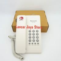 Pesawat Telepon / Telpon Kabel Rumah Panasonic KX-T7700 - Putih