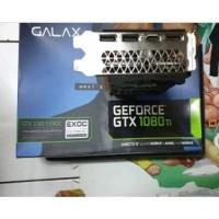 TERBARU- VGA 2nd GALAX GEFORCE GTX 1080 TI EXOC 11GB DDR5X 352 BIT