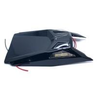 Asman Selancar Yamaha R-15 Black