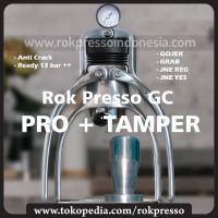 ROK PRESSO GC EXTREME + TAMPER