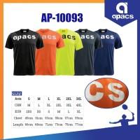 APACS KAOS BADMINTON APACS 10093 ORIGINAL