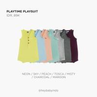 Hey Baby Playtime Playsuit Jumper Anak Bayi