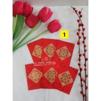 Angpao/ Angpau Shuang Xi/ Angbao / Angpau Sangjit / Angpau Pernikahan