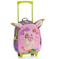 Okiedog New Wildpack Junior Small Trolley Rabbit
