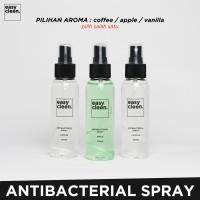 Antibacterial Spray   Parfum Sepatu Helm Tas Shoe Perfume Fragrance