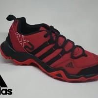 SEPATU ADIDAS AX2 LOW RED LIST BLACK