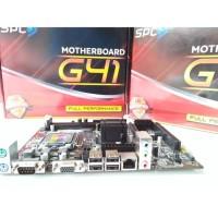 Motherboard SPC G41 DDR3 Full Performance Socket LGA 775
