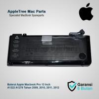 Baterai Original Apple A1322 A1278 Macbook Pro 13 2009 2010 2011 2012