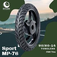 Ban Motor FDR Sport MP-76 90/80-14 TL (Racing Tire)