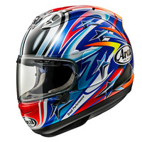 Arai SNI RX7X Nakano Helm Full Face - Red - L