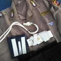 Baju anak setelan komplit seragam polisi anak - 6-7 tahun