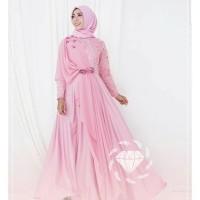 Baju Maxi Wanita Terbaru / Gamis Terbaru / Maxi Dres Juliet Gb Gamus -