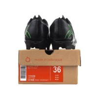 Good Price Sepatu Bola Anak Ortuseight Utopia Junior FG Black & Ortred