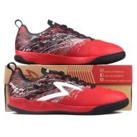 Jual Sepatu Futsal Specs Metasala Warrior IN - Rock Blue , Dark